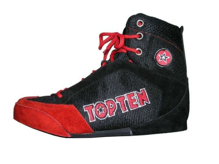Buty bokserskie TOP TEN - BBA-TT3