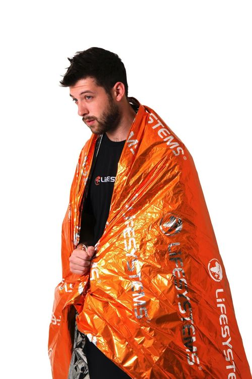 Folia ochronna Lifesystems Thermal Blanket