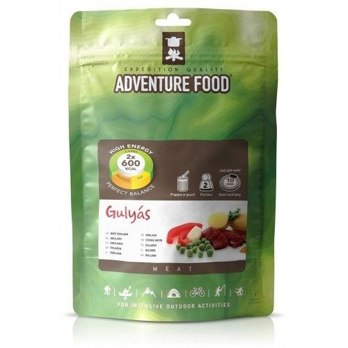 Gulasz Adventure Food (2 Porcje)