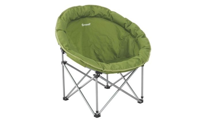 Krzesło turystyczne Outwell Comfort Chair Piquant Green