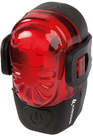 Lampa tylna KROSS Red Silk
