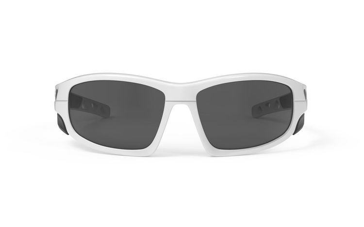 Okulary Rudy Project Airgrip Sailing white Gloss Polar 3FX HDR Grey Laser