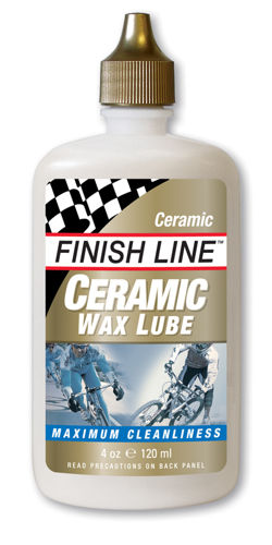 Olej parafinowy Finish Line Ceramic Wax Lube 120 ml