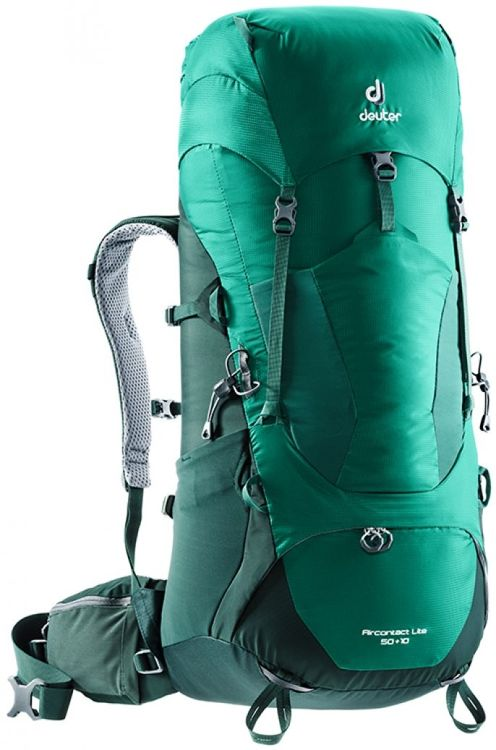 Plecak Deuter Aircontact Lite 50+10 alpingreen-forest