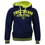 Bluza Trec Nutrition MEN'S TREC WEAR - TW HOODIE 030 TTA NAVY