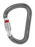 Karabinek Petzl William Screw-Lock