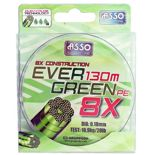 Plecionka Asso Ever Green 8X 0.15mm, 130m