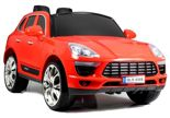 QLS8588 Electric Ride On Car - Red